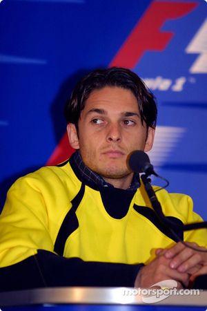 Thursday basın toplantısı: Giancarlo Fisichella