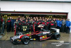 275 Grandes Premios para Minardi