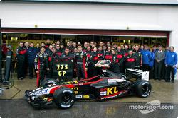 275ое Гран При для команды Minardi