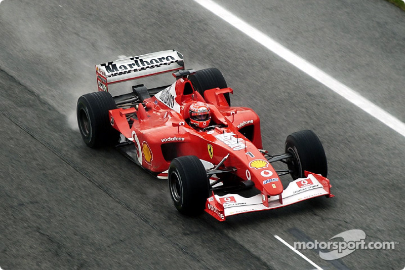 フェラーリ F2002 (2002-2003)