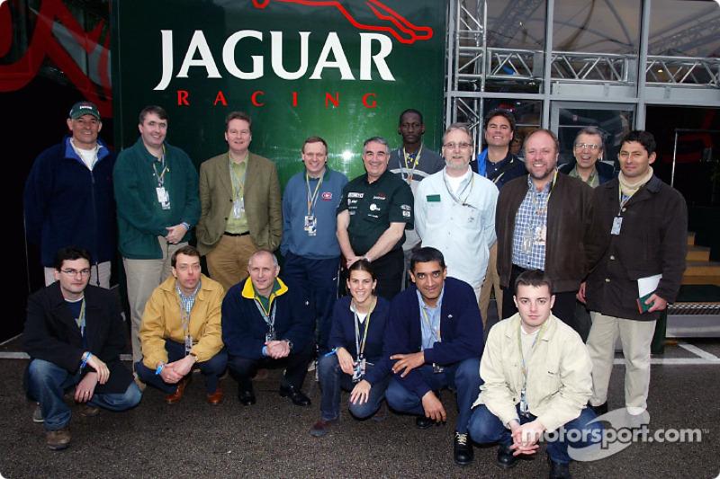 Equipo Jaguar