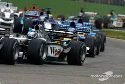 start: Kimi Raikkonen