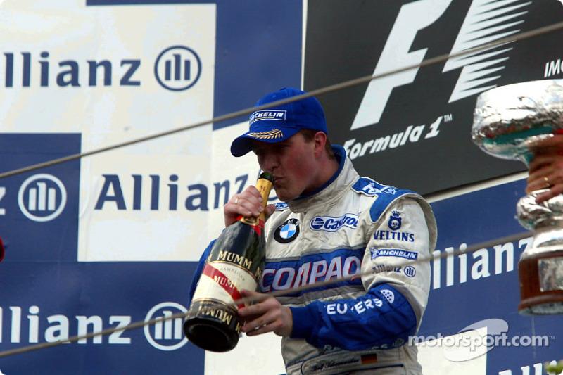 Podyum: Ralf Schumacher