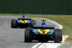 Los dos Renaults