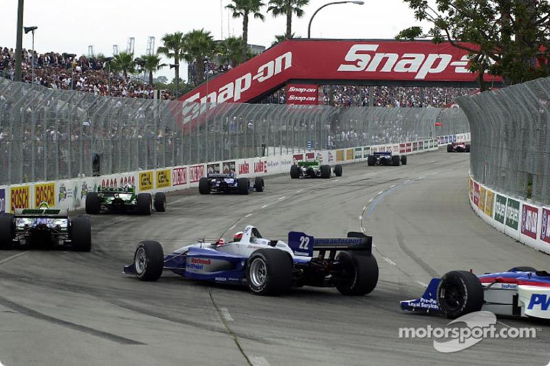 First lap: Max Papis