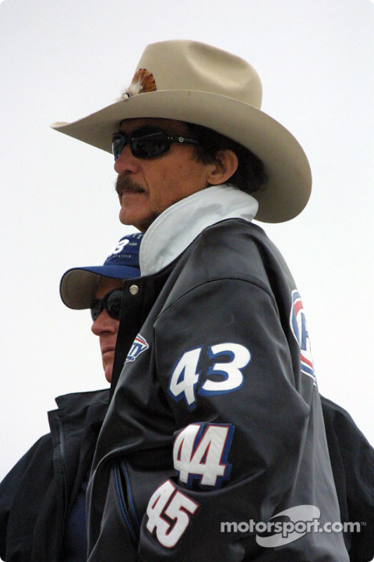 Le King : Richard Petty