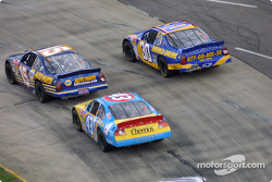 Michael Waltrip, John Andretti y Jeff Green