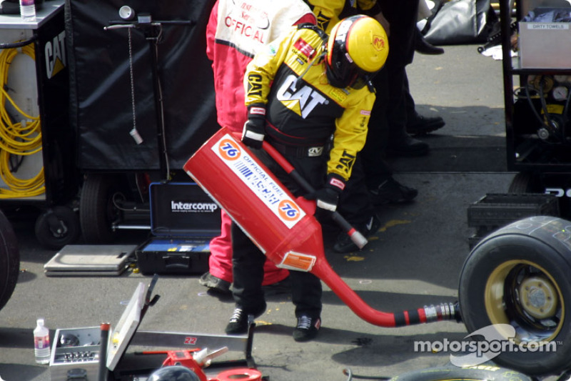 Revisando el combustible