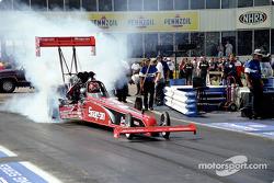 Doug Herbert burns out