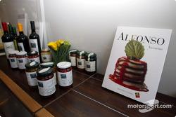 El libro del Chef de Michelin, Alfonso Laccarinos