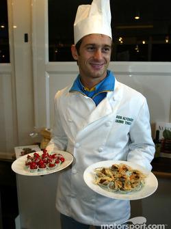 El Chef Jarno Trulli