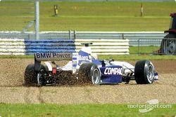 Ralf Schumacher trouble