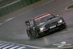 Jean Alesi, Team HWA, AMG-Mercedes CLK-DTM 2002