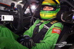 Marcel Tiemann, Manthey Racing, AMG-Mercedes CLK-DTM 2001