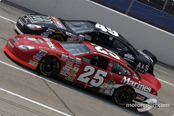 Bobby Hamilton Jr. and Andy Kirby
