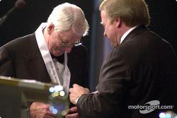 Glen Wood es inducido al Salón de la Fama Internacional del Deporte Motor