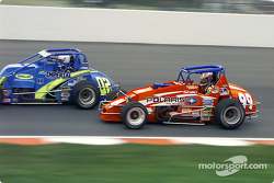 Brian Tyler and Tony Elliott