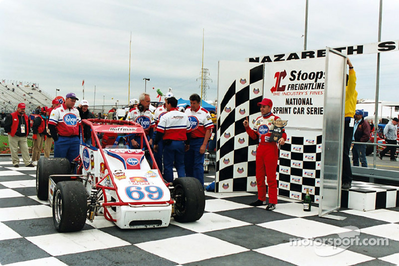 Tracy Hines, vainqueur Sprint