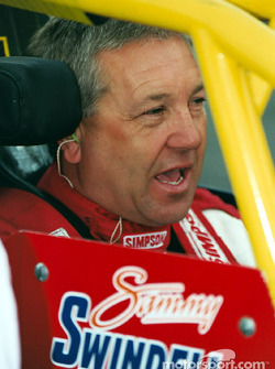 Sammy Swindell s'amuse
