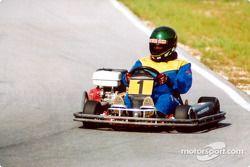 Voiture n°1 du Alex Job Racing, pilotée par John Goff