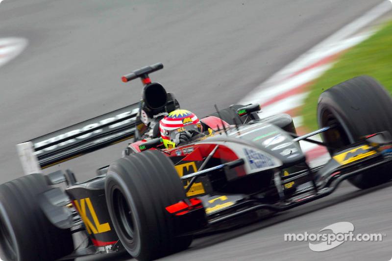 Alex Yoong - 14 GPs