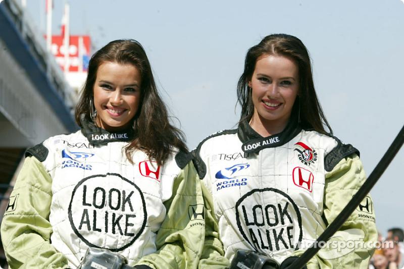 Look Alike !