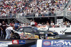 Darrell Alderman qualifying