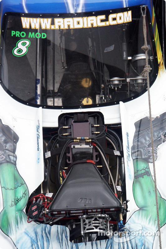 Corvette up close