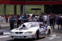 Jim Yates - Pro Stock Pontiac