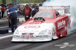 Gary Scelzi - Toyota Funny Car