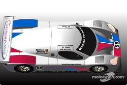 Brumos Motor Cars will return to professional competition in 2003 with a Fabcar-designed, Porsche-powered Daytona Prototype coupe, which will be driven by Hurley Haywood and J.C. France.