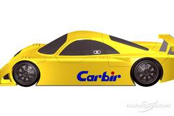 Carbir Race Cars construira la Carbir C4 pour la catégorie DP