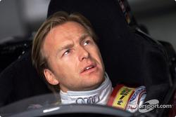 Audi works driver Philipp Peter