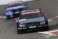 Uwe Alzen, Team HWA, AMG-Mercedes CLK-DTM 2002