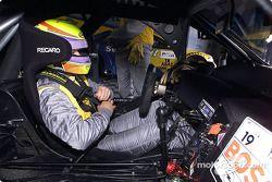 Yves Olivier, OPC Euroteam, Opel Astra V8 Coupé 2001