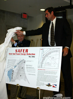 Unveiling the SAFER (Steel And Foam Energy Reduction) wall