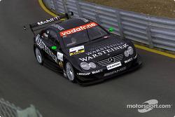 Marcel Fässler, Team HWA, AMG-Mercedes CLK-DTM 2002