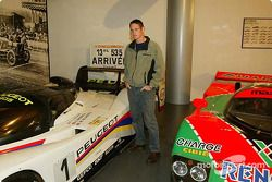 Visit to the Le Mans Museum: Gunnar Jeannette