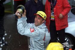 Champaña para Bernd Schneider