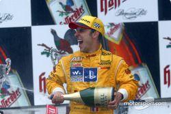 Laurent Aiello, vainqueur