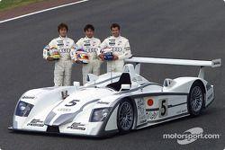 Audi Sport Japan Team Goh: Audi R8 #5