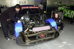 Garage Mercedez-Benz