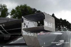 Aileron arrière de la Mercedes-Benz AMG CLK-DTM