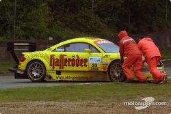 Unfall: Martin Tomczyk, Abt Sportsline, Abt-Audi TT-R