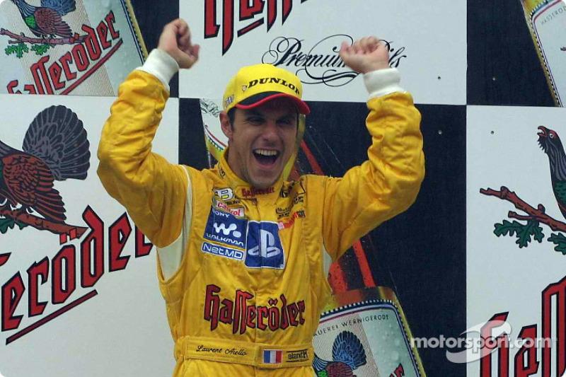 2002: Лоран Аелло, ABT Sportsline