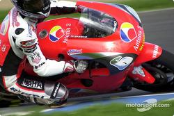 Norick Abe, D'Antin Yamaha