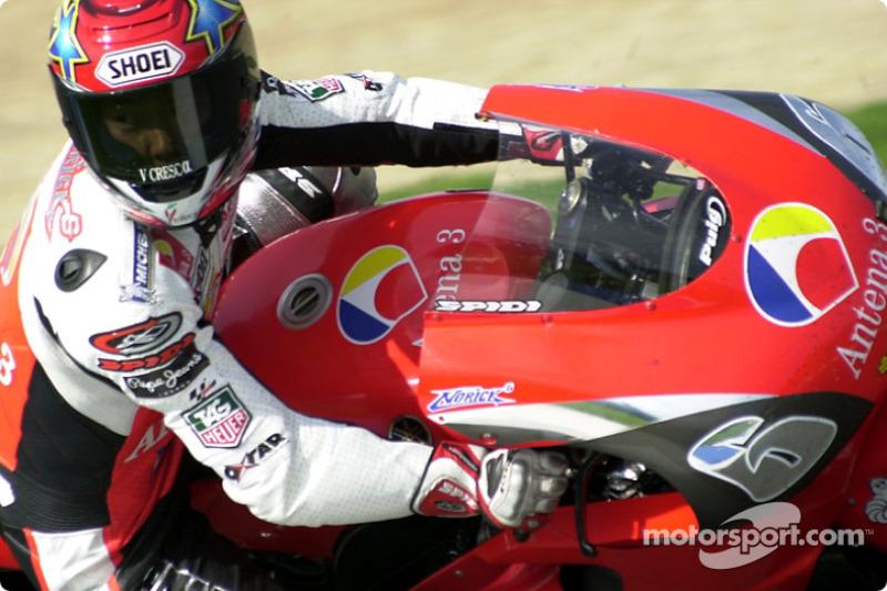 Team D'Antin – Yamaha