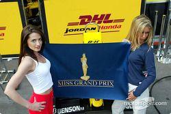 Hotesses du GP d'Australie