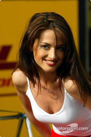 Hotesse du GP d'Australie