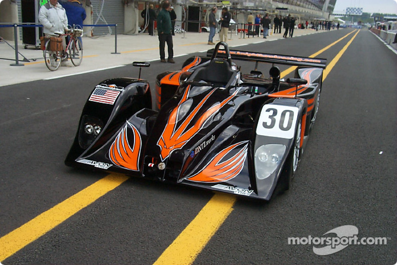 The KnightHawk MG Lola